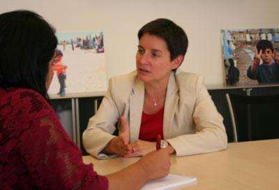 """Sonja Wehsely: """"Nehmen wir den Menschen die Mindestsicherung, nehmen wir ihnen auch die Hoffnung"""""""