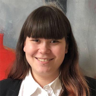 Melanie Eidler (Stv.-Vorsitzende)